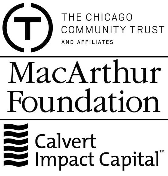 Benefit Chicago Supporter Logos