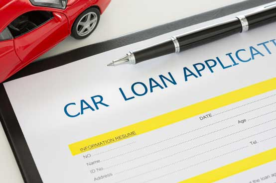 Car Loan Application Image