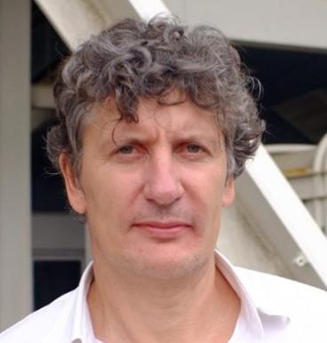 Photo of Nebeus CEO Sergey Romanovskiy
