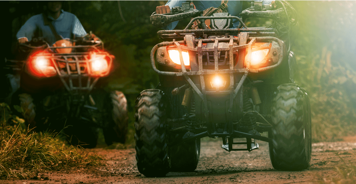 4 Bad Credit ATV & UTV Loans