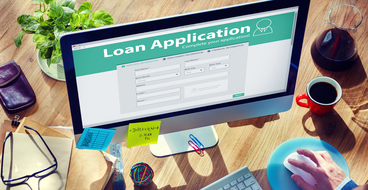 12 Online Loan Applications: Personal, Auto, Home