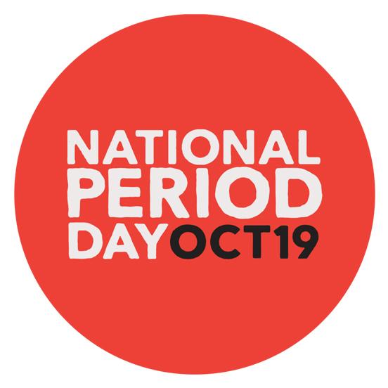 National Period Day logo