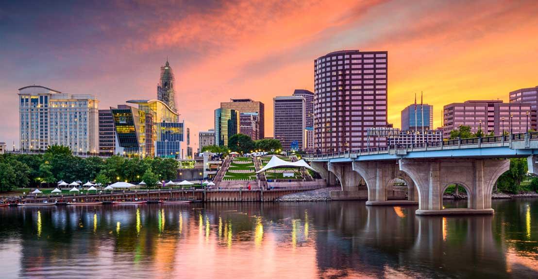 Hartford Skyline Photo