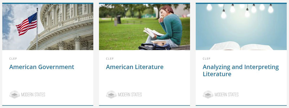 Modern State Course Offerings