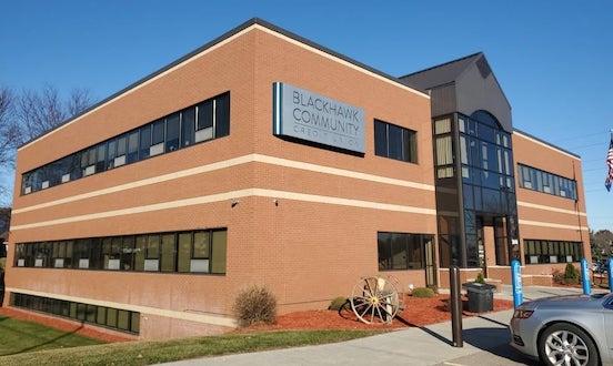 Photo of Blackhawk CCU branch