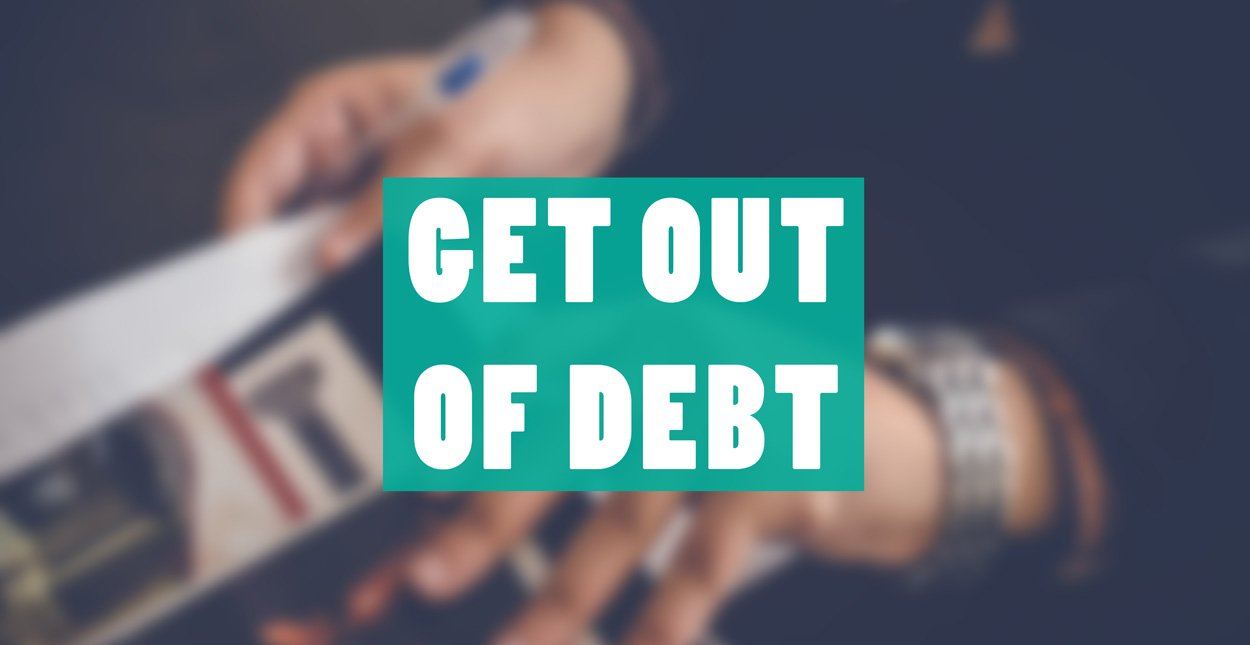 6 Debt Relief Options for Bad Credit