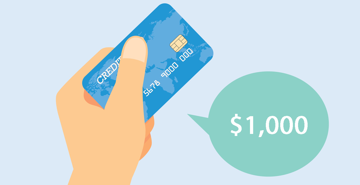 Info payment card reflex Applying for