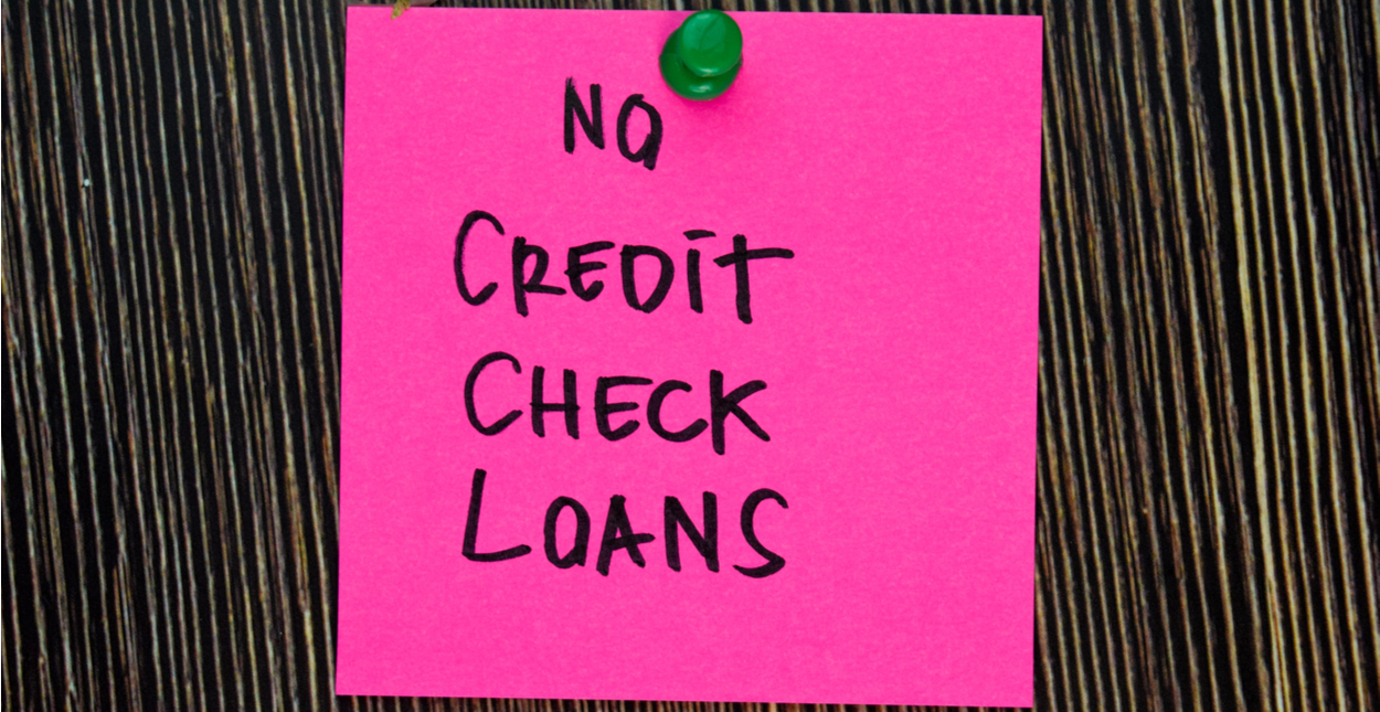 10 Short-Term Loans With No Credit Check (10) BadCredit.org