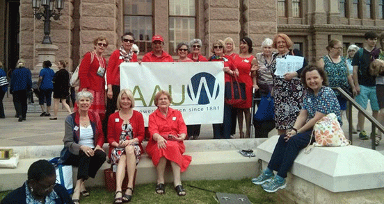 Photo of AAUW Equal Pay Day 2016 Event