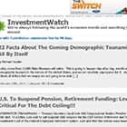 Investment Watch
