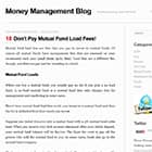 Money Management Blog