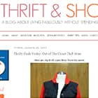 Thrift and Shout