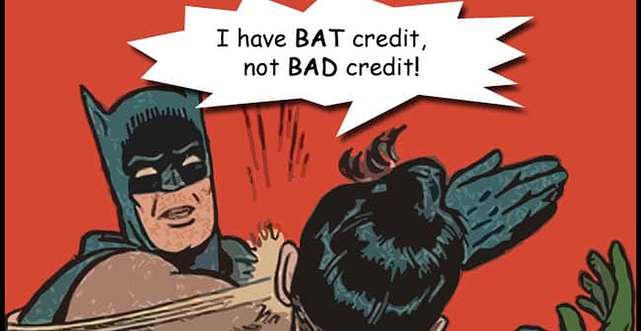 Auto Loan With Bad Credit >> The Top 7 Funniest Bad Credit Cartoons