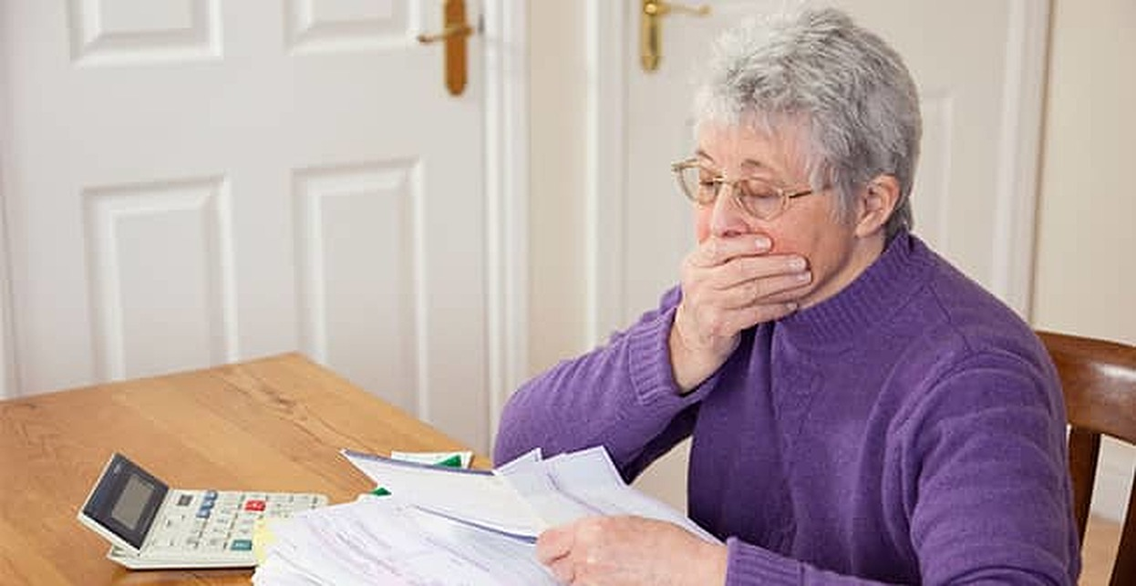 More Seniors are Carrying More Debt