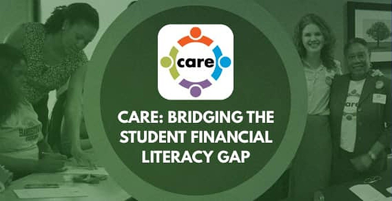 CARE: Bridging the Student Financial Literacy Gap