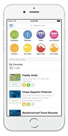 CardsMix App Screenshot