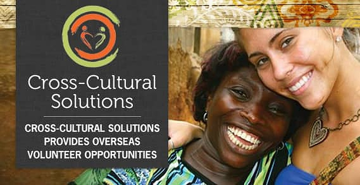 Cross-Cultural Solutions Helps Young People Gain Professional Experience and Vital Life Skills Through Overseas Volunteer Opportunities
