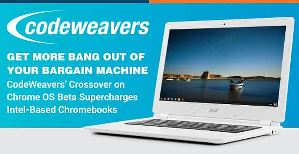 Get More Bang Out of Your Bargain Machine — CodeWeavers' Crossover