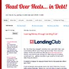 Head Over Heels in Debt