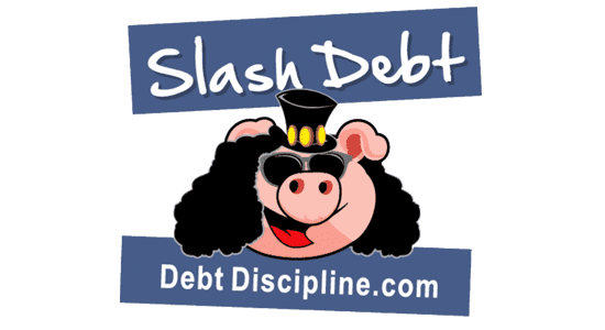 The Debt Discipline logo