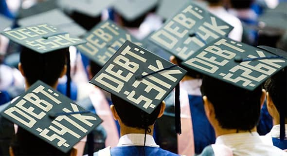 Student Loans Defy Other Loan Patterns