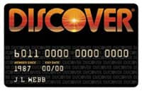 1986 — Discover Card
