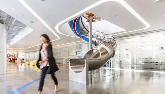 Photo of Edmunds Headquarters Slide