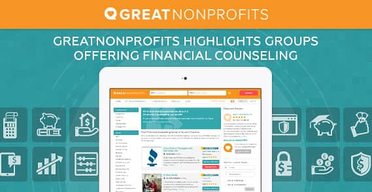 Healthy Credit Starts with Financial Literacy: GreatNonprofits Highlights Reputable Nonprofits Offering Money Management Solutions & Counseling