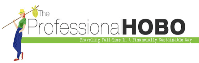 The Professional Hobo Logo
