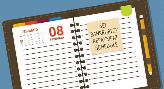 6. File a Repayment Plan