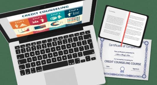 3. Take a Credit Counseling Class
