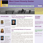 West Coast Poverty Center
