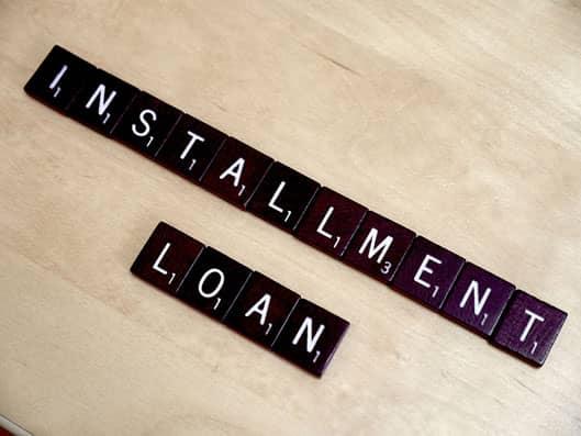 Installment Loan Graphic