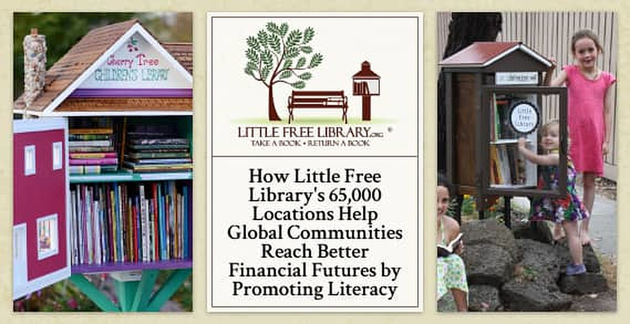 The Little Free Library™ Empowers Communities Through Literacy