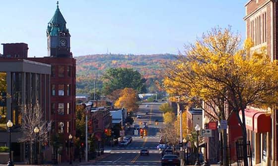 Marquette, Michigan