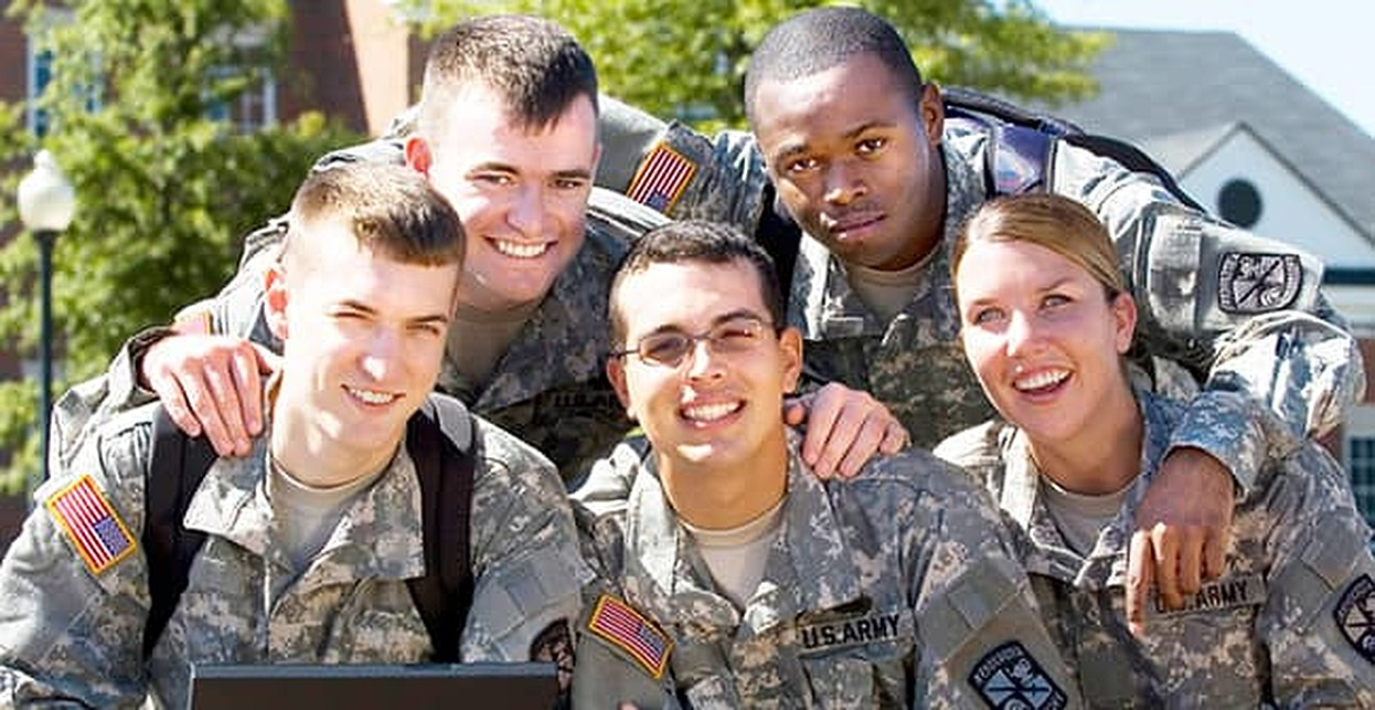 Can Military Service Boost My Credit Rating?