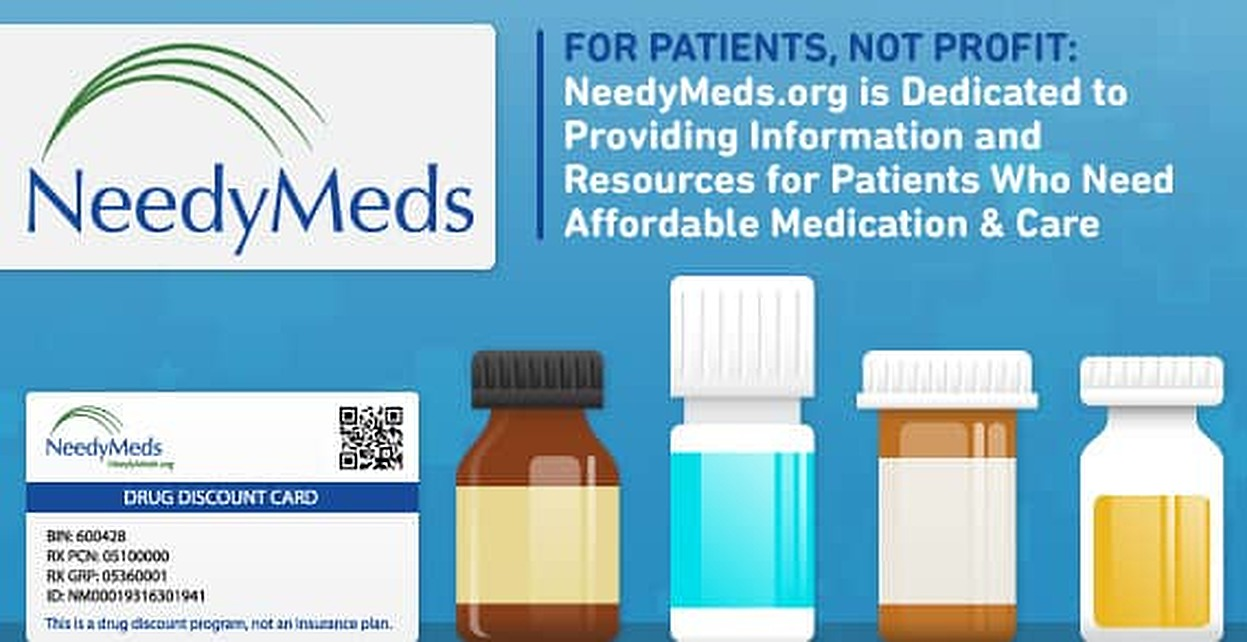 For Patients, Not Profit: NeedyMeds.org is Dedicated to Providing Information and Resources for Patients Who Need Affordable Medication & Care