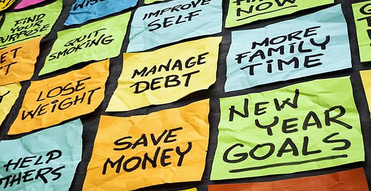 New Year's Resolutions: Getting Financially Fit for 2014