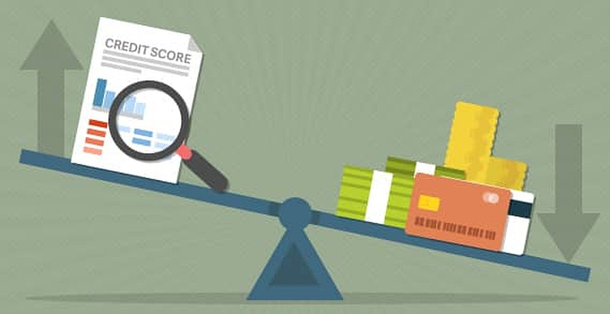 how to improve credit score without paying off debt