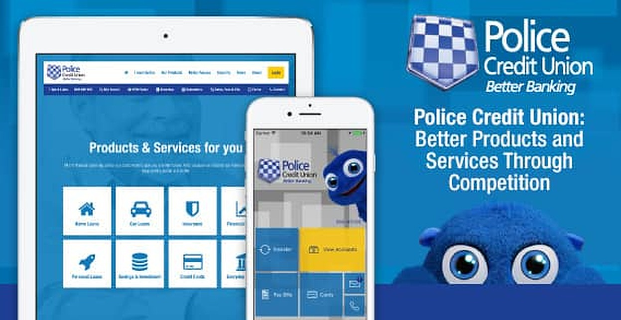 Better Products and Services Through Competition: Police Credit Union Gives Its Members a Welcome Alternative to Australia's Big Four