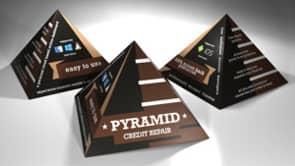 The Pyramid Credit Repair kit