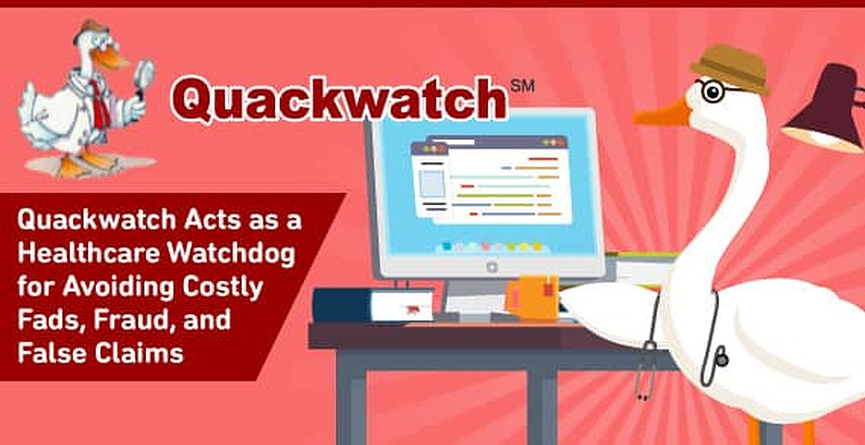 Personal Loans With Bad Credit >> Quackwatch Acts as a Healthcare Watchdog for Avoiding Costly Fads, Fraud, and False Claims ...