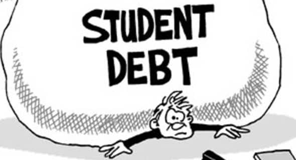 Most People are Worried About Repaying Student Loan Debt