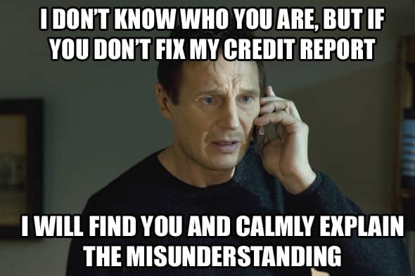 3 Credit Reporting Agencies >> 4 Steps to Avoid Credit Errors When You Share Your Dad's Name