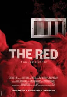 The Red Movie Poster