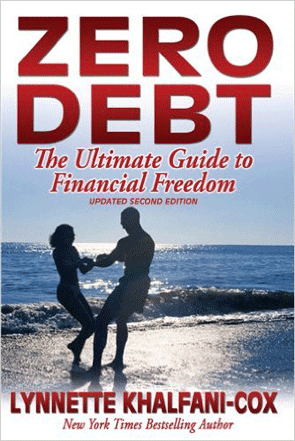 An image of the cover of Zero Debt: The Ultimate Guide to Financial Freedom