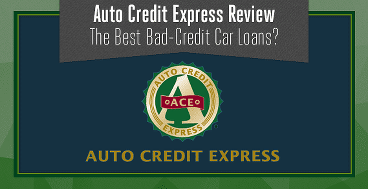 Auto Credit Express Reviews 2019 The Best Bad Car Loan