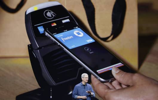 Tim Cook Reveals Apple Pay