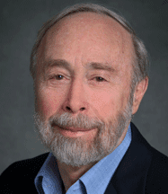 Portrait of Michael Barnett, Senior Physicist at the Berkeley Lab