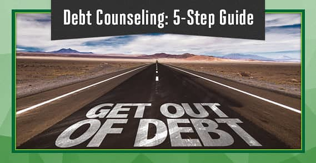 Debt Counseling: A Simple 5-Step Guide